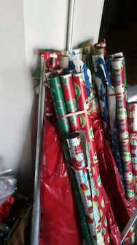 Assorted Christmas Gift wraps Brampton, L6P 1M9
