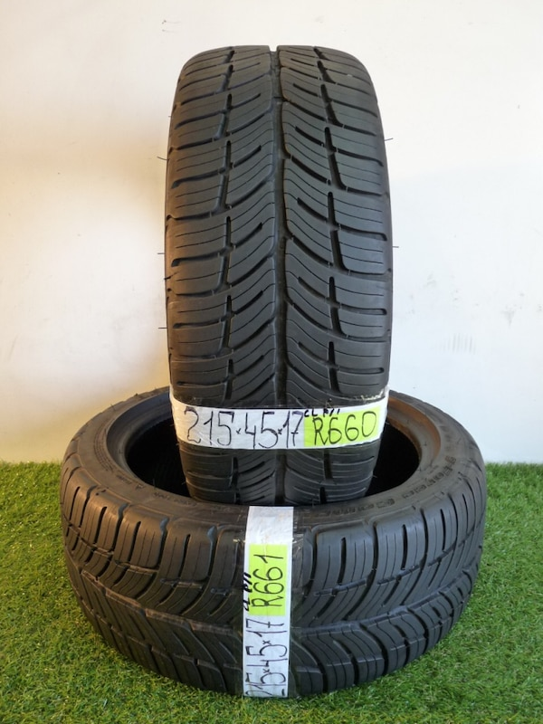 G Force Comp 2 A S >> 215 45 17 Bfgoodrich G Force Comp 2 A S 2 Used Tires 80 Life