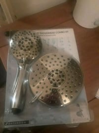 Shower head and hose (new) 916 mi