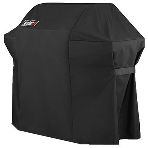 Weber 7107 Grill Cover with Storage Bag for Genesi