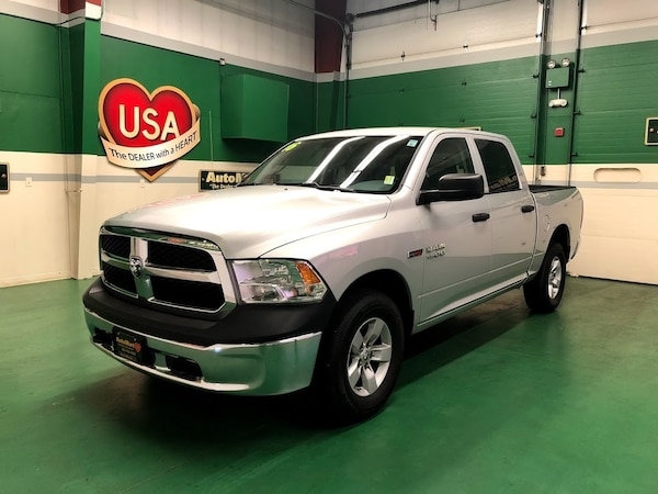 Dodge 2016 Truck >> 2016 Dodge Ram 1500 V6 Chassis Tradesman Truck 16