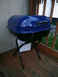 blue and black charcoal grill Kingsport, 37664