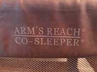 Arm's Reach CoSleeper 3 in 1, Brown
