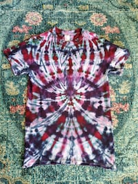 "Small Tie Dye Shirt by ""Think Your Free Tie Dye"""