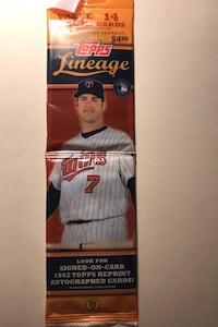 2011 topps lineage rack pack! Great cards full of stars loaded sealed  Beltsville, 20705
