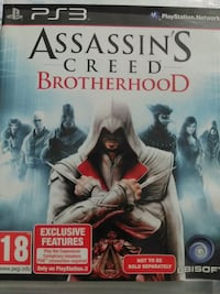 Assassin's Creed Brotherhood PS3 oyunu Üniversite Mahallesi, 61080