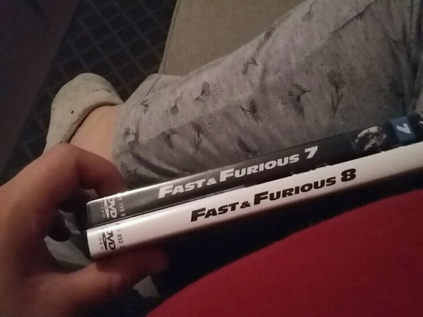 Dvd fast and furious