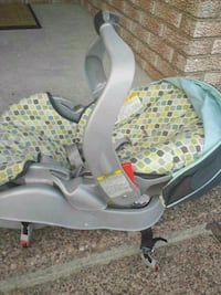 Craco baby car seat excellent condition  Ottawa, K1T 1J2