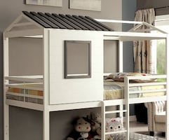 STOCKHOLM TWIN BUNK BED