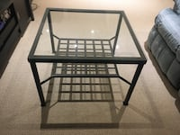 Indoor/outdoor glass table  Whitby, L1P 1M9