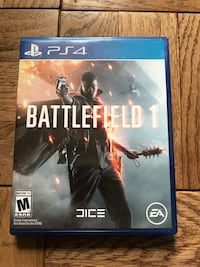 Battlefield 1 PS4 San Francisco, 94114