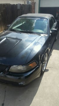 Ford - Mustang - 2002 Fresno, 93722