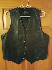 Leather vest, size 42 Middletown, 07748
