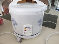 Rice cooker (10 cups )