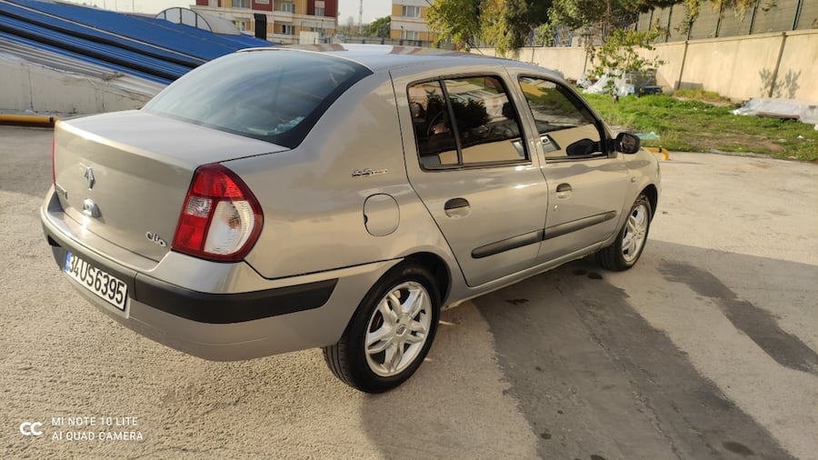 2006 Renault Clio AUTHENTIQUE 1.5 DCI ABS 2