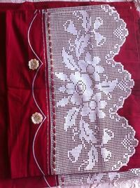 white and red textile Kaş, 07580