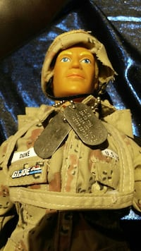 gi joe 1991 gi joe hall of fame duke Hamilton, L0R 1C0
