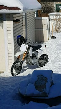 dirt bike 150cc 2011 baja DRX 4 strokeLike new!!