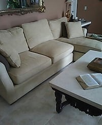Two pieces couch