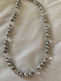 Gray and pearl necklace Birmingham, 35233