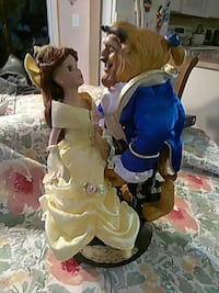 Beauty and the Beast dolls Cape Coral, 33909