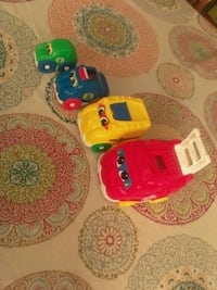 Vintage fisher price stacking cars Independence