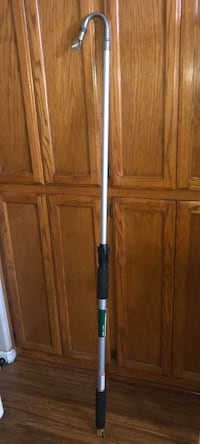 Orbit Telescoping Wand with Gutter Cleaner