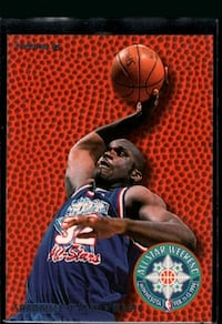 1994-95 fleet Shaquille o'neal  Midwest City, 73110