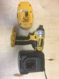 DeWalt 18v Impact Driver w XRP battery and charger Oak Forest, 60452