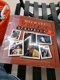 Michael Jackson scrapbook  Lower Sackville, B4C 4G3