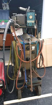 Lincoln mig welder 3 phase all inspected no tanks  South Venice