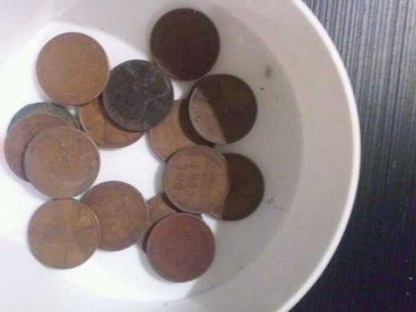 wheat penny collection
