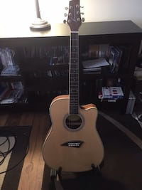 Kona electric/acoustic guitar, Make offer. Arlington, 22209