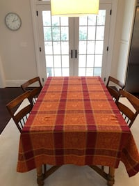 Table cloth Excellent condition
