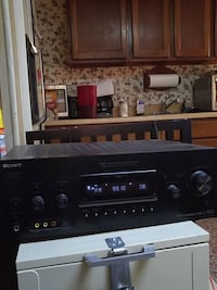 black Sony stereo amplifier Baltimore, 21230