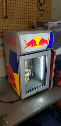 Red Bull Fridge  Edgewater, 80214