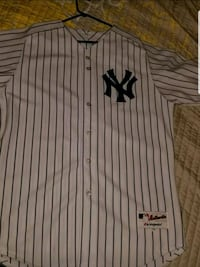 YANKEES JERSEY 100%AUTHENTIC SIZE 48 El Paso, 79924