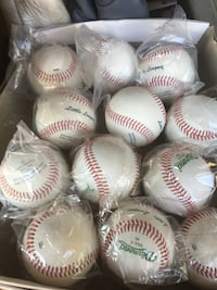 One dozen NEW Little League baseballs Phoenix, 85024