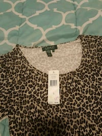 Women's small brand new with tags on blouse Kentwood, 49508