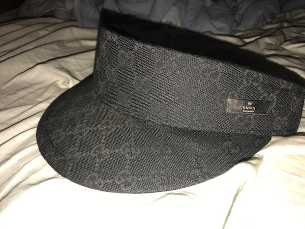 Used 100% real authentic Gucci hat  visor. Amazing condition for sale in  Dearborn Heights ddfe04d1dfb