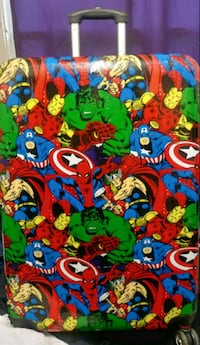 MARVEL COMICS the AVENGERS suitcase