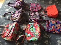Vera Bradley large handbags - choice of 8 Woodbridge, 22192