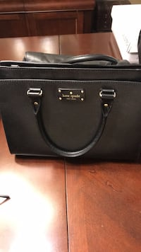 black Kate Spade leather tote bag Centreville, 20121