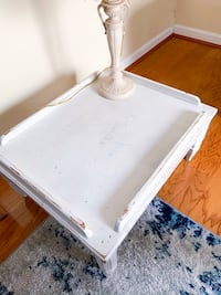 antique shabby chic ottoman solid wood Centreville, 20121