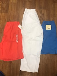 Women's pants and shorts all brand new with tags org price from $20 to $28 each make offer for everything  Margate, 33063