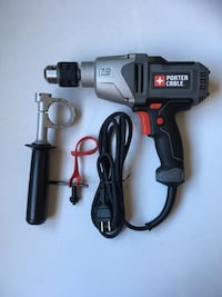 """Porter Cable 1/2"""" Drill...New"""
