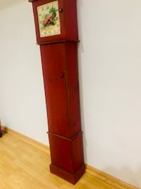 red and black wooden cabinet 405 mi