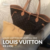 Louis vuitton neverfull  Bergen, 5089