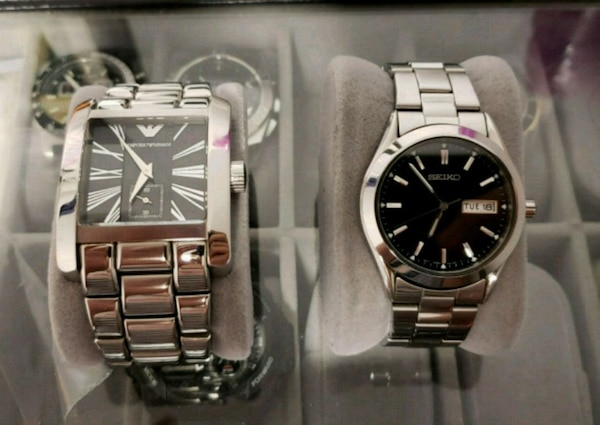 e6fed610ddca Used Emporio Armani and Seiko watches for sale in Vancouver - letgo