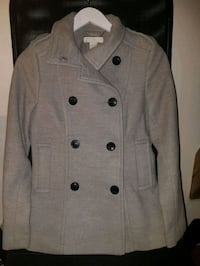 New coat from H&M 6243 km